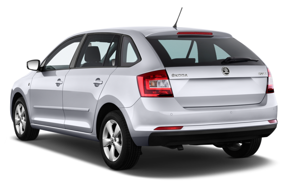 Slide 2 of 14: 2015 Skoda Rapid Spaceback