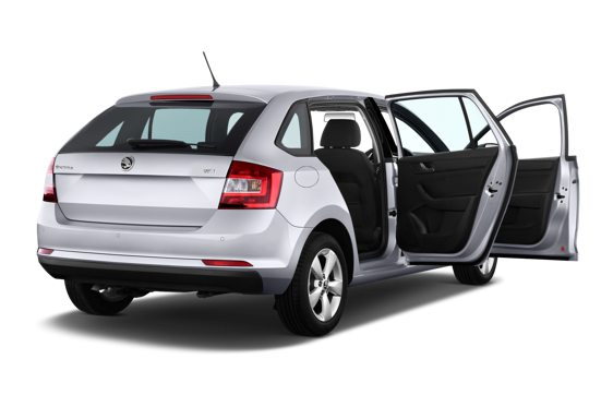 Slide 1 of 24: 2015 Skoda Rapid Spaceback
