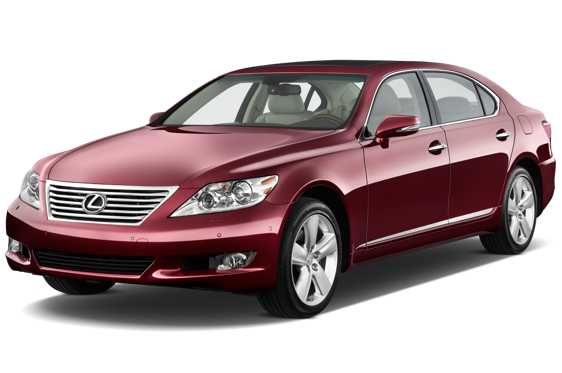 Slide 1 of 14: 2010 Lexus LS