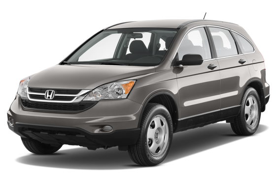 Slide 1 of 14: 2010 Honda CR-V