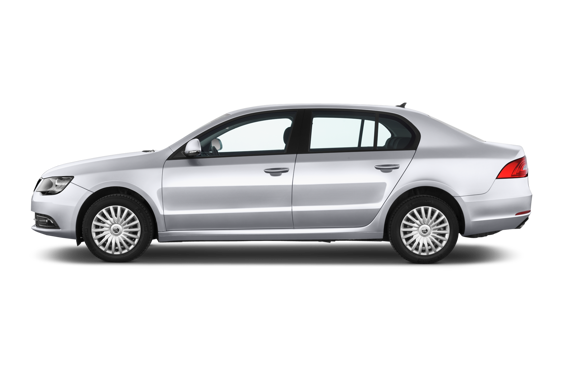 Slide 1 of 24: 2011 Skoda Superb