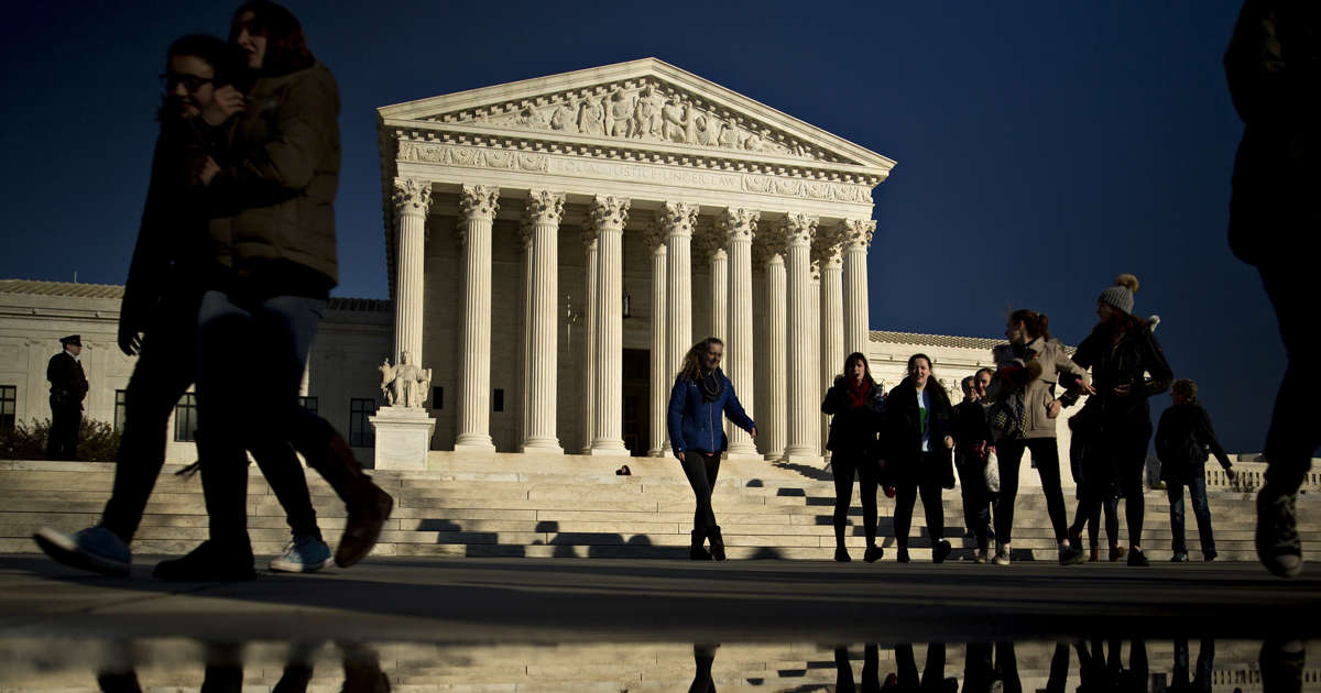 U.S. Supreme Court takes up fight over Texas electoral districts