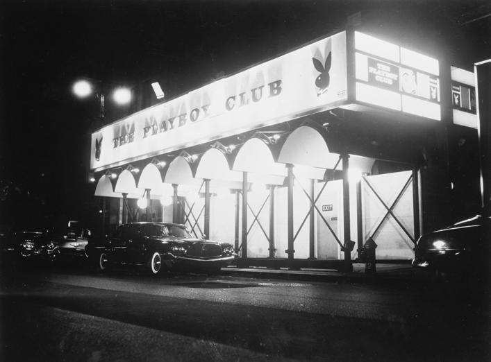 'Playboy Club'