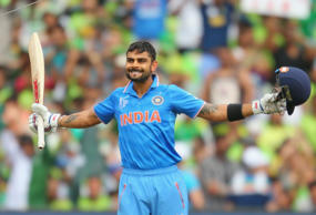 Do you know who discovered Virat Kohli?