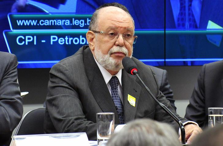 Ex-presidente da construtora OAS Léo Pinheiro