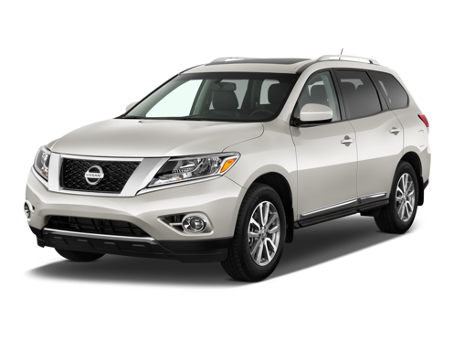 Slide 1 of 17: 2015 Nissan Pathfinder
