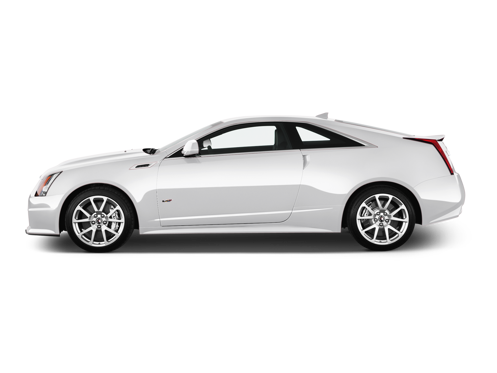 Slide 1 of 6: 2015 Cadillac CTS-V Coupe