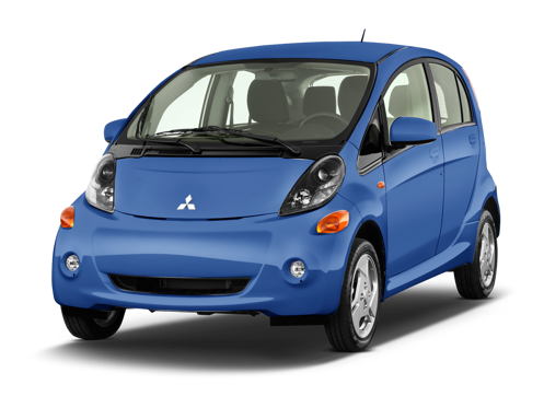 Slide 1 of 8: 2014 Mitsubishi i-MiEV
