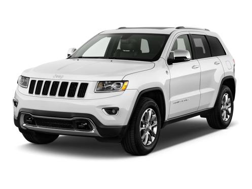 Slide 1 of 17: 2014 Jeep Grand Cherokee