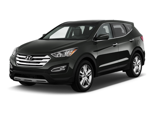 Slide 1 of 31: 2014 Hyundai Santa Fe