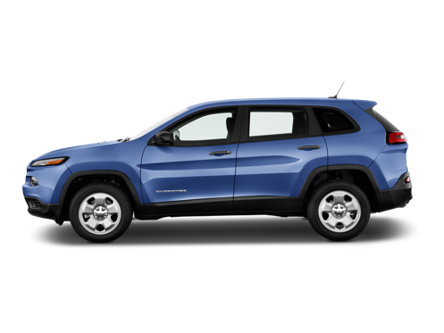 Slide 1 of 15: 2014 Jeep Cherokee