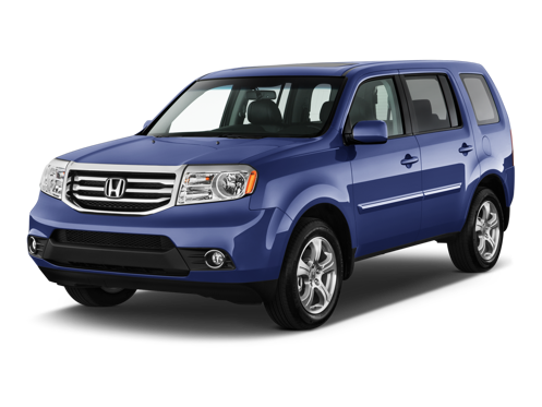 Slide 1 of 15: 2013 Honda Pilot