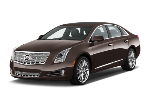Slide 1 of 19: 2015 Cadillac XTS