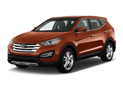 Slide 1 of 33: 2014 Hyundai Santa Fe