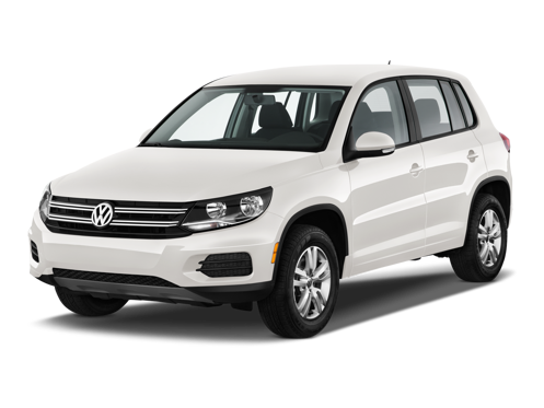 Slide 1 of 13: 2013 Volkswagen Tiguan