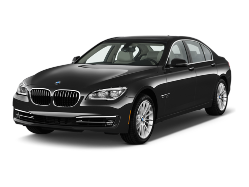 Slide 1 of 32: 2014 BMW 7 Series