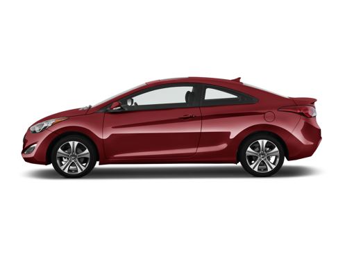 Slide 1 of 13: 2013 Hyundai Elantra Coupe