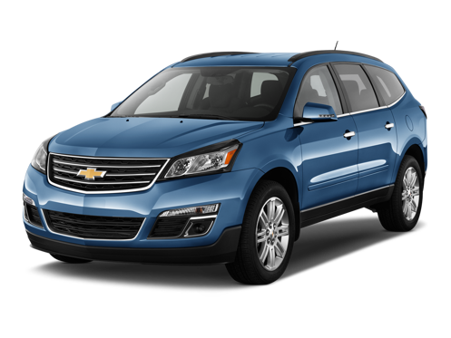 Slide 1 of 17: 2013 Chevrolet Traverse