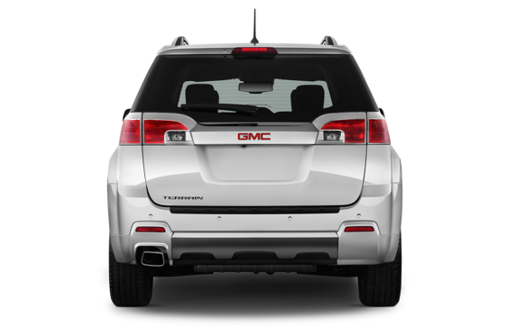 Slide 1 of 25: 2015 GMC Terrain