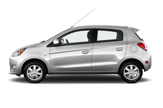 Slide 1 of 24: 2014 Mitsubishi Mirage