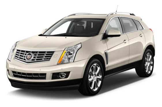 Slide 1 of 14: 2014 Cadillac SRX