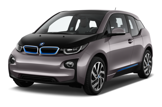 Slide 1 of 14: 2014 BMW i3
