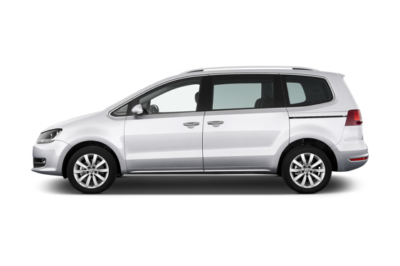 Slide 1 of 25: 2015 Volkswagen Sharan