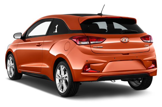 Slide 2 of 14: 2015 Hyundai i20 Coupe