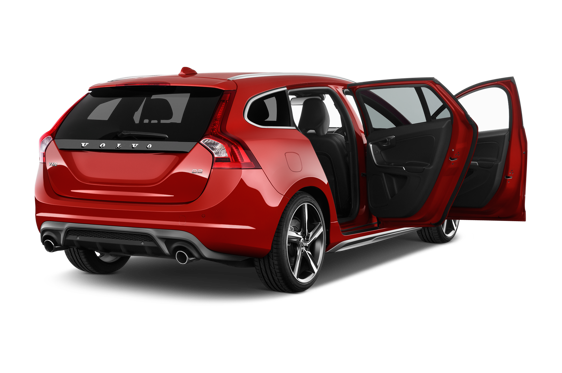 Slide 1 of 25: 2014 Volvo V60