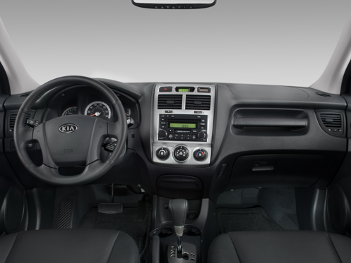 Slide 1 of 11: 2008 KIA Sportage