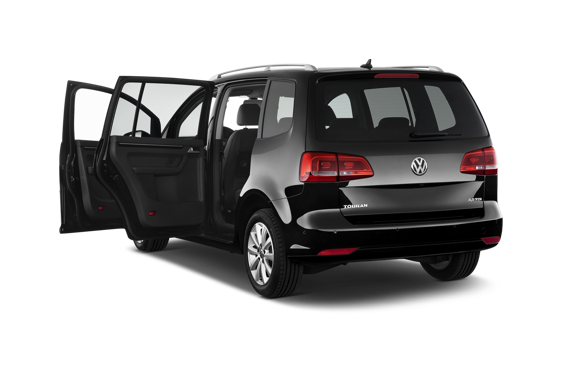 Slide 1 of 25: 2014 Volkswagen Touran