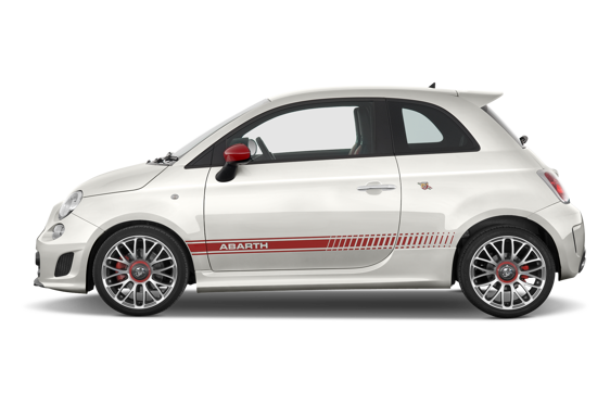 Slide 1 of 25: 2014 Abarth 500