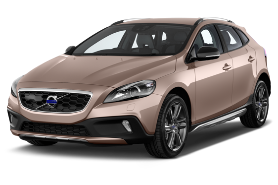 Slide 1 of 14: 2015 Volvo V40 Cross Country