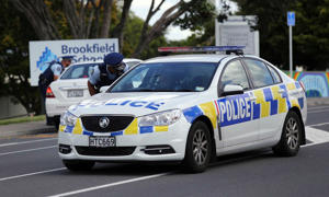 Brookfield School in Tauranga was evacuated following a bomb threat.