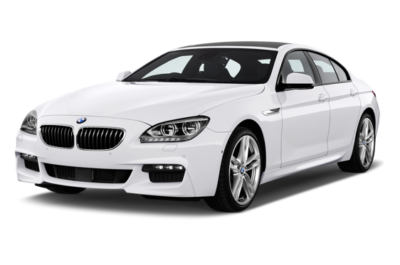 Slide 1 of 14: 2014 BMW 6 Series Gran Coupe