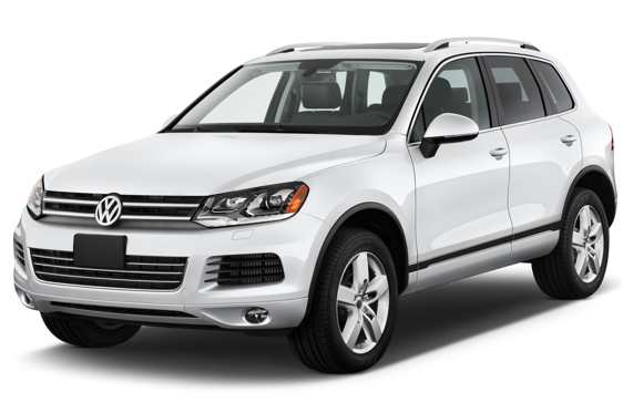 Slide 1 of 14: 2013 Volkswagen Touareg