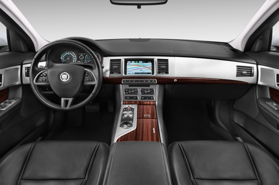 Slide 1 of 11: 2014 Jaguar XF
