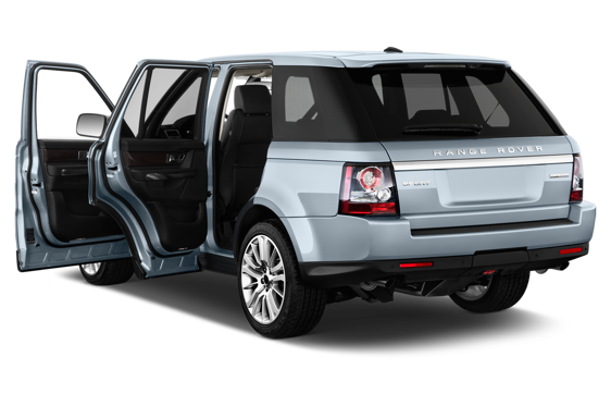 Slide 1 of 25: 2013 Land Rover Range Rover Sport