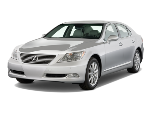 Slide 1 of 25: 2008 Lexus LS