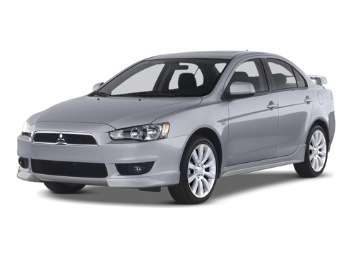 Slide 1 of 14: 2009 Mitsubishi Lancer