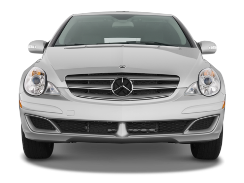 Slide 1 of 25: 2009 Mercedes-Benz R-Class