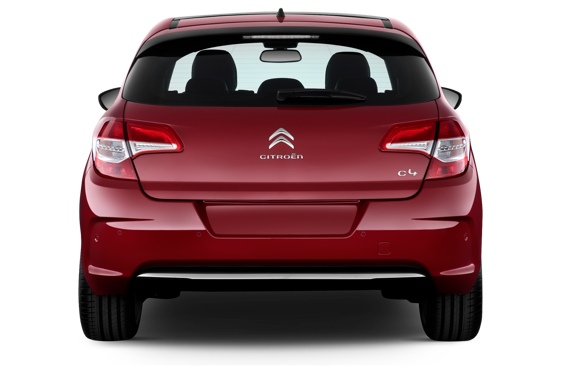Slide 1 of 25: 2010 Citroën C4