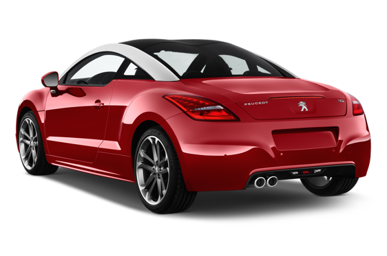 Slide 2 of 14: 2014 Peugeot RCZ