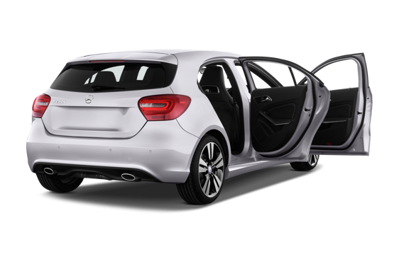 Slide 1 of 25: 2015 Mercedes-Benz A-Class