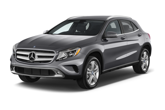 Slide 1 of 14: 2015 Mercedes-Benz GLA-Class