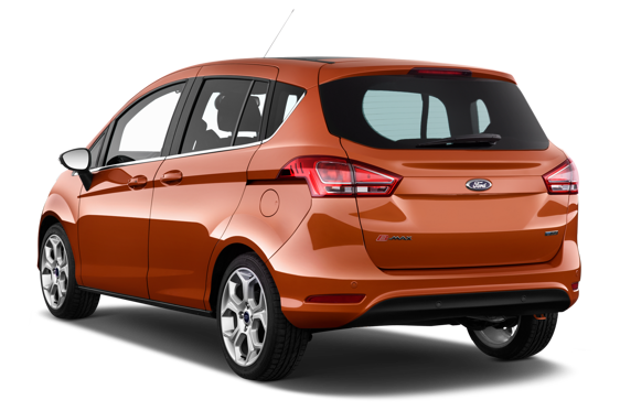 Slide 1 of 25: 2013 Ford B-Max