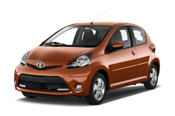 Slide 1 of 14: 2013 Toyota Aygo