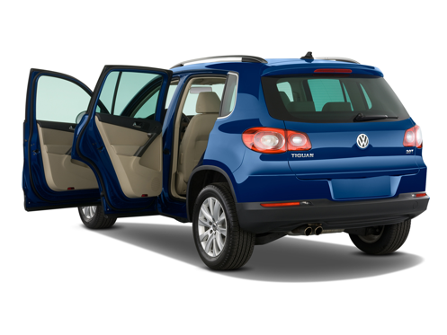 Slide 1 of 25: 2009 Volkswagen Tiguan