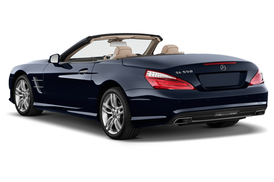Slide 1 of 23: 2015 Mercedes-Benz SL-Class