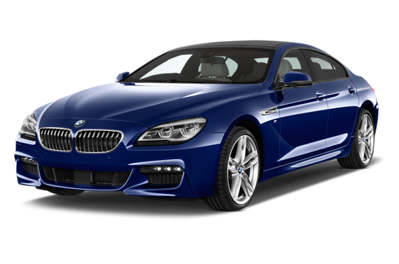 Slide 1 of 14: 2015 BMW 6 Series Gran Coupe